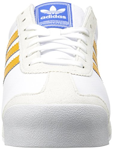 Adidas Originaler Menns Samoa Hvit / Taktile Gul / Talkum