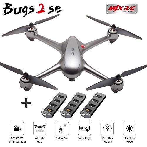 MJX B2 SE Bugs 2 SE RC Quadcopter with 3...