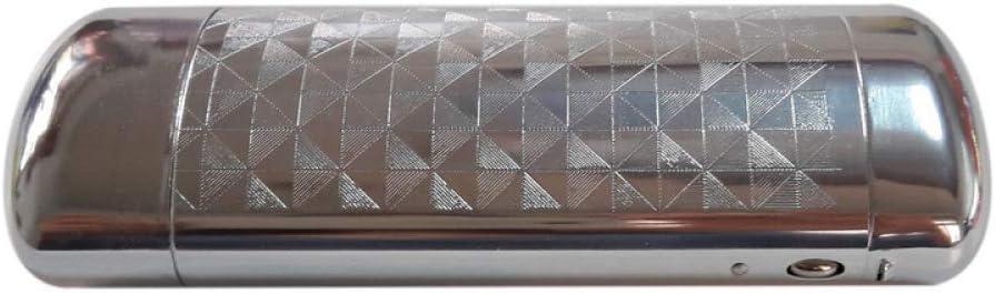 ZHENGBANGHZ Hartmetall Aluminium Plaid Brillenetui Kapsel Flip Brillenetui Schutzbrille Aufbewahrung