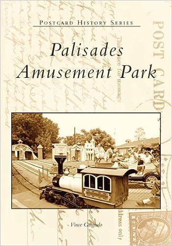 palisades amusement park nj postcard history series vince