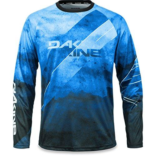 Dakine Thrillium Long-Sleeve Jersey - Men's Midnight/Blue Rock, S