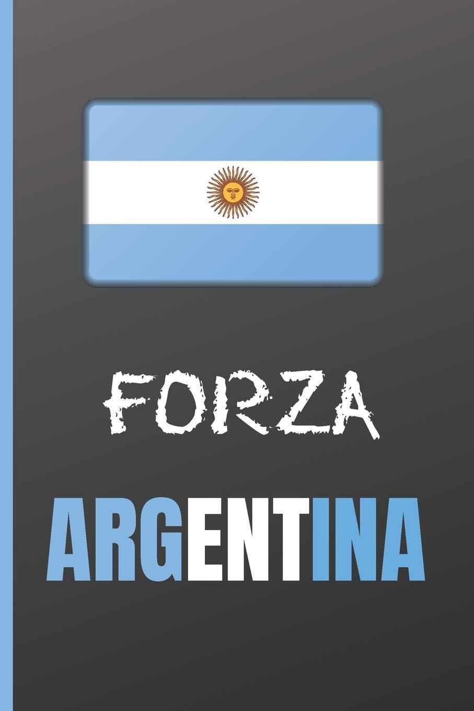 Amazon.com: FORZA ARGENTINA: CUADERNO 6