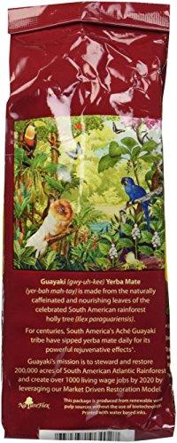 Guayaki Traditional Yerba Mate, 75 Tea Bags 7.9oz (Pack of 2) 4 Item Package Length: 7.112cm Item Package Width: 9.652cm Item Package Height: 31.496cm