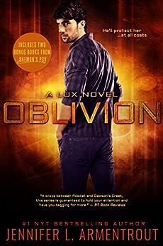 Oblivion (A Lux Novel) by [Armentrout, Jennifer L.]