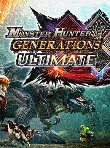 Official: Monster Hunter Generations - Complete Guide/Cheats/Hack -  Collector's Edition