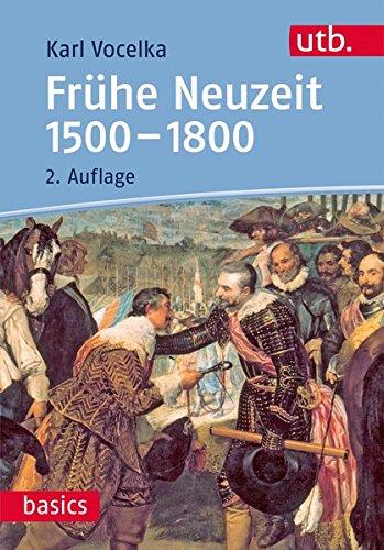 Frühe Neuzeit 1500-1800 (utb basics)