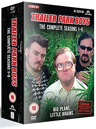 trailer park boys the complete collection