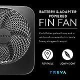 Treva 10-Inch Portable Desktop Air Circulation