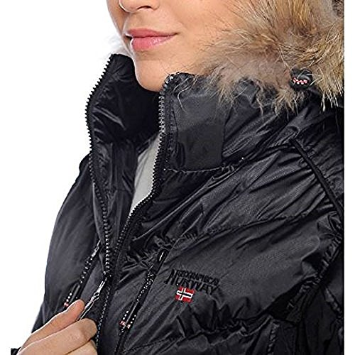Banot Lady 001 Assor A Winterjacke von Geographical Norway (M, BLACK/BLACK)