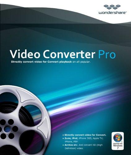 Wondershare Video Converter Pro [Download] by Wondershare Software, LLC