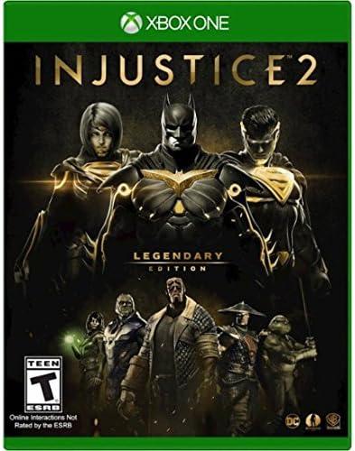 Injustice 2 Legendary Edition Xbox One 不義2伝説の版 北米英語版 [並行輸入品]