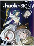 .Hack//Sign - Complete Collection Box 1/2 [Import anglais]