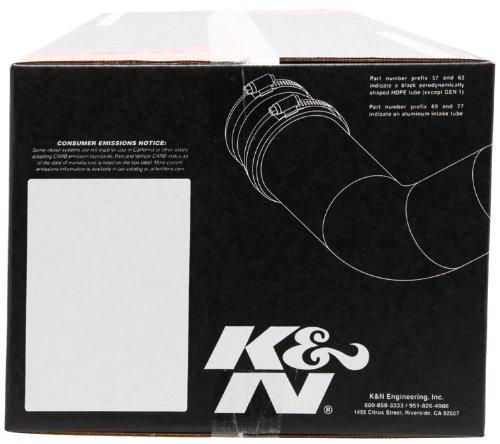 K/&N 69-9503TFK Kit Collettore di Aspirazione