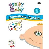 BRAINY BABY: HEMISFERIO DERECHO - RIGHT BRAIN (Spanish) [Import]