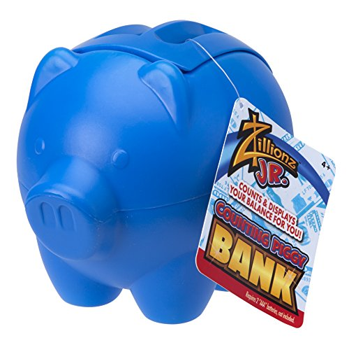 (Zillionz Counting Piggy Bank)