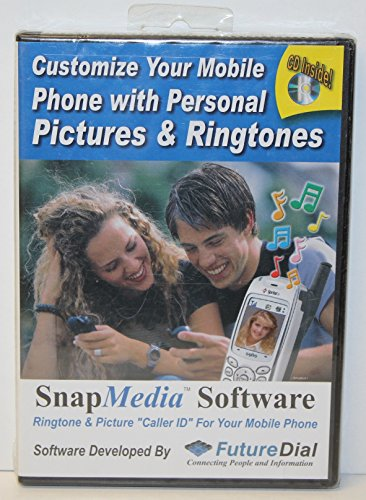 SnapMedia Ringtone & Picture Caller ID for Mobile Phones Sanyo LG Hitachi