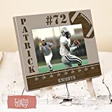 Personalized Football Frame -