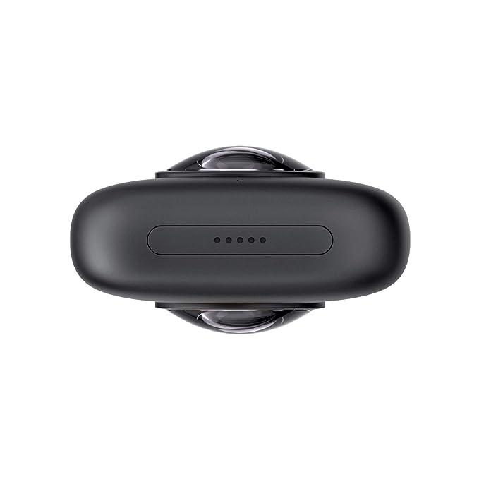 Insta360 ONE X - Videocámara 360° con Resolución de Video 5.7K, Fotos de 18 Megapíxeles, con Estabilizador FlowState, Conexión WiFi en Tiempo Real ...