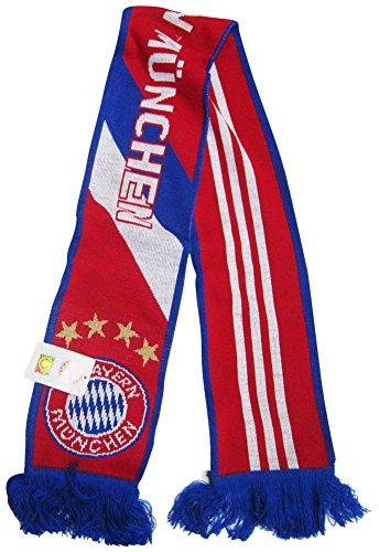 adidas FC Bayern Munchen Official Soccer Scarf