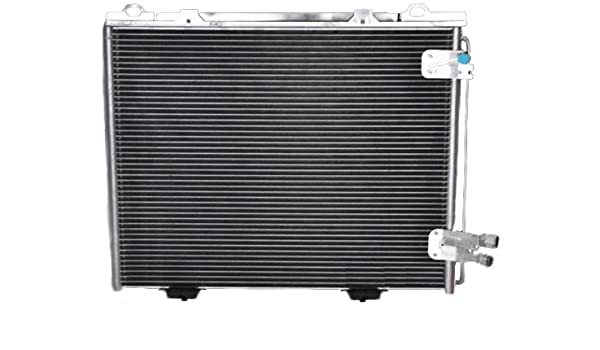 AC A//C Air Conditioning Condenser for Mercedes Benz E300 E320 E420 E430 E55 AMG