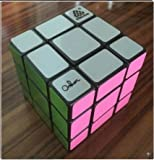 mix up cube - WitEden & Oskar 3x3x3 Mixup Black Magic cube 3x3 Speed cube