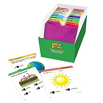 Educational Insights Hot Dots Standards-Based Science - Gr 1 (2505) by Educational Insights Inc