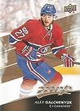 Hockey NHL 2017-18 MVP #23 Alex Galchenyuk Canadiens
