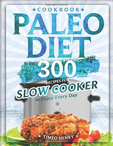 Paleo Diet Cookbook Recipes Cooker product image