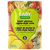 Baby Gourmet Fruity Chicken Tagine Style Stew, 16-Pack