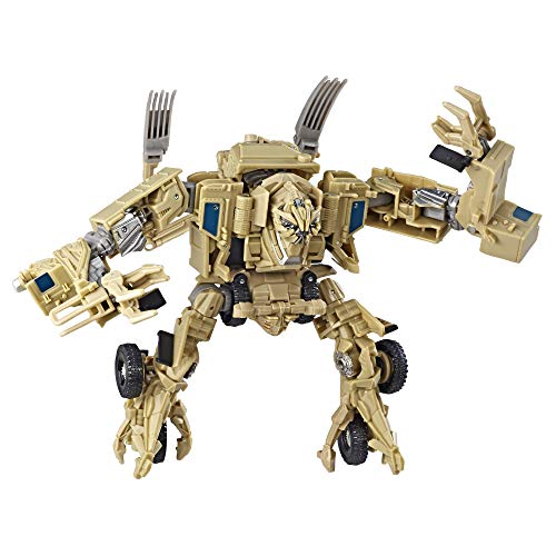 Transformers Studio Series Number 33 Voyager Class Bonecrusher (The Best Transformers Toys)