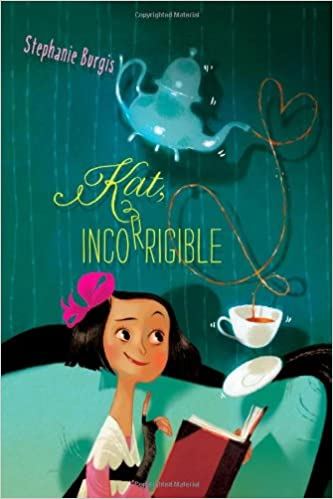 Kat Incorrigible Stephanie Burgis 9781416994480 Amazon Books