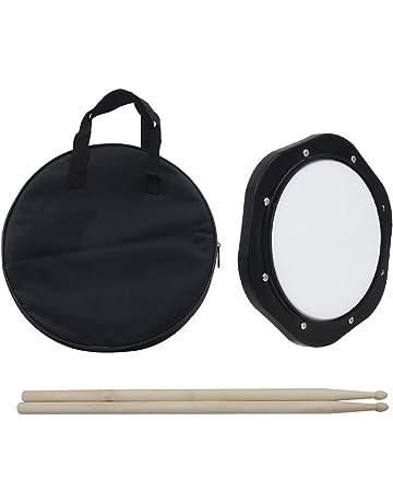 DP Keepdrum de bl12/Drum Practice Pad Azul /übungspad 12/pulgadas
