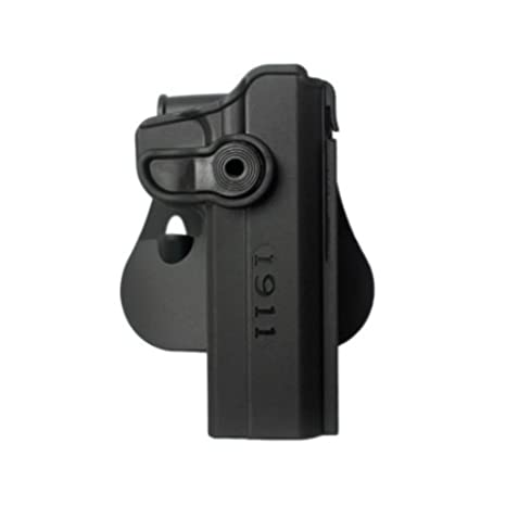IMI Defense Conceal Carry Tactical Retention Polymer Roto Holster For Taurus PT 800 full-size 8ROryp