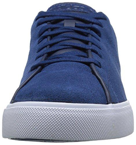 Adidas Neo Mens Dagelijks Lijn Lifestyle Skateboarden Schoen Blauw / Blauw / Collegiale Navy