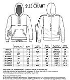 Mens Hipster Hip Hop Premium Basic Fleece Zip-Up