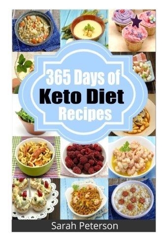 365 Days Keto Diet Recipes product image