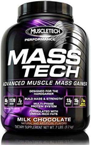 Muscletech Mass-Tech Performance Series - 3,2 kg Cookies and Cream