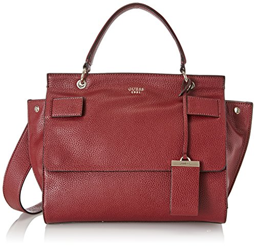 Mujer Hwvg6781190 de Rojo Bordeaux GUESS Bolsos mano wIdEx6q