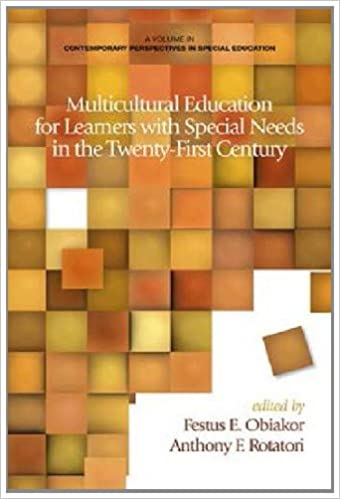 Multicultural Education for Learners with Special Needs in the Twenty-First Century (Hc) (Contemporary Perspectives in Special Education)