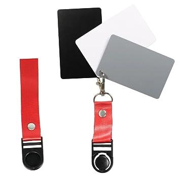forapid Premium referencia tarjeta de Balance de blancos 18 ...
