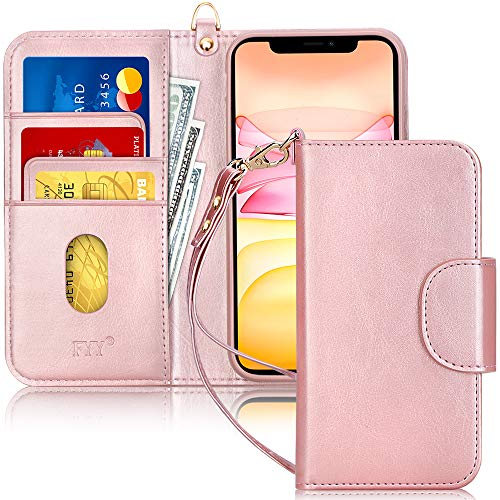 """FYY Case for iPhone 11 6.1"""", [Kickstand"""
