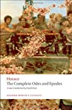 The Complete Odes and Epodes, Horace, 0199555273