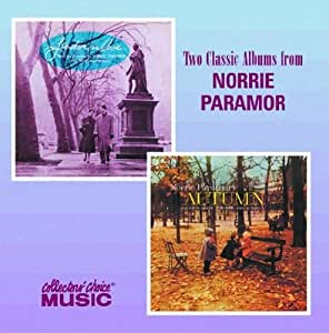 Two Classic Albums from Norrie Paramor: In London, In Love/Norrie Paramor's Autumn