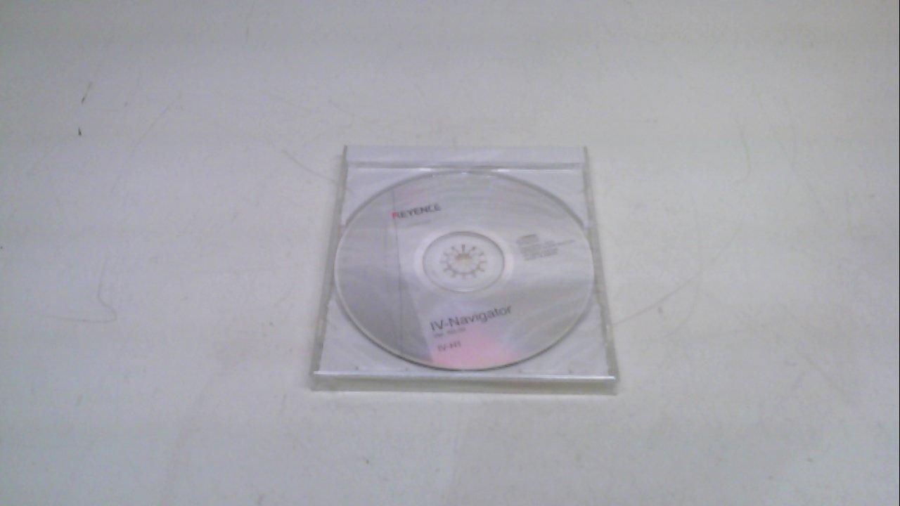 Keyence Iv-H1 Vision Sensor Software, Pc Software, Supported