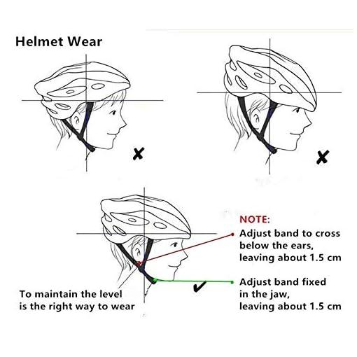 Casque de vélo Vélo Vélo Planche À roulettes Scooter Hoverboard Casque pour La Sécurité De Conduite Léger Réglable Casque Respirant pour Hommes Femmes Enfants Enfants avec Visière Détachable