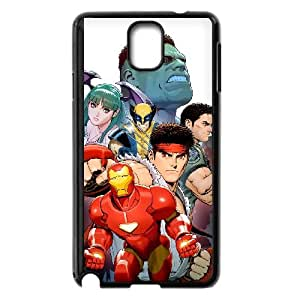 marvel vs. capcom 3 fate of two worlds Samsung Galaxy Note 3 Cell Phone Case Black xlb2-383020