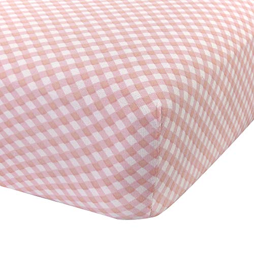 Fitted Knit Crib Sheet STANDARD