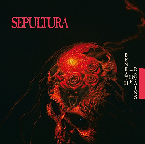 CD : Sepultura - Beneath The Remains (remastered Bonus Tracks) (Bonus Tracks, Remastered)