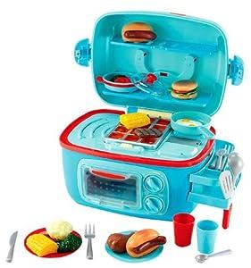 Amazon.com: Early Learning Centre Mini Sizzlin Kitchen ...
