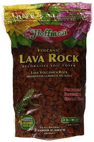 Volcanic Lava Rock - Hoffman 14452 Volcanic Lava Rock, 2 Quarts